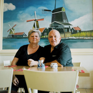 Willem & Heidi van der Velden